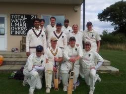 2nd XI team photo