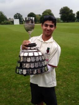 Nick big trophy